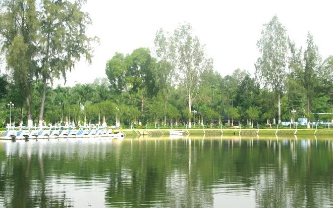 Hồ Nước Ngọt