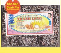 Kẹo chuối Gừng Thanh Long