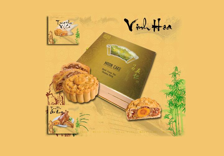 Bánh Trung Thu Vinh Hoa