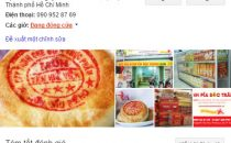 Cách phân biệt bánh Pía tân Huê Viên chính gốc