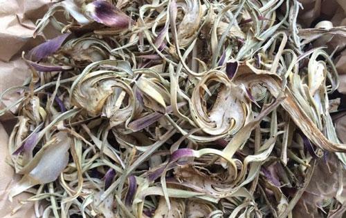 Hoa Atiso Đà Lạt sấy khô