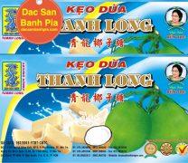 Kẹo dừa bến tre không sầu riêng