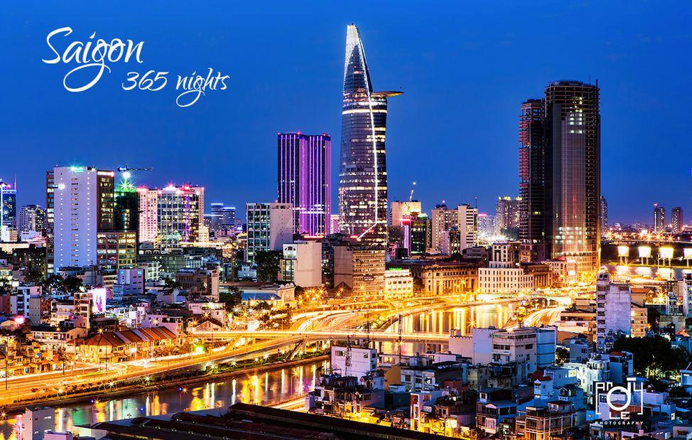 Cảnh Đẹp Sài Gòn