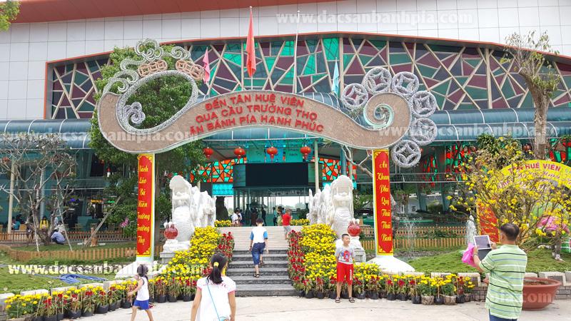 Nhà hàng Tân Huê Viên