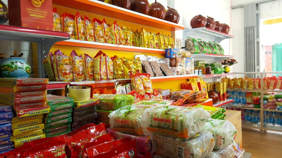 Cửa hàng bánh pía Sóc Trăng Phú Nhuận