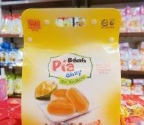 Bánh Pía Kim Sa chay mini túi 3D