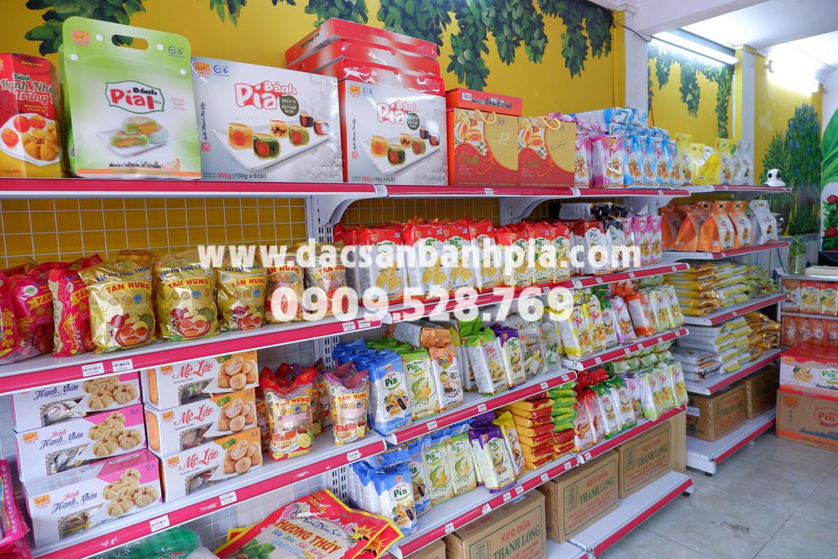 Cửa hàng bánh pía tân huê viên gần Võ Văn Kiệt và Nguyễn Trãi