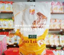 Kẹo gạo lức hạt điều Tân Huê Viên 250g