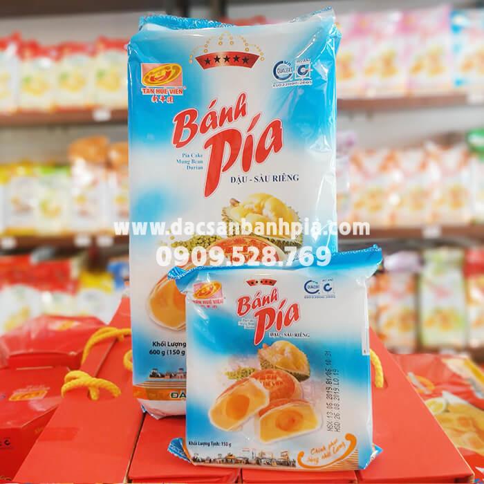 Cửa hàng bánh Pía đường Lê Văn Sỹ