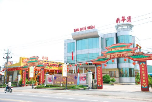 Cơ sở bánh pía Tân Huê Viên tại Sóc Trăng