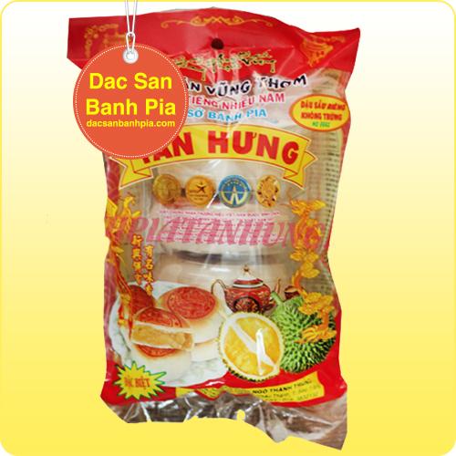 Bánh pía Tân Hưng không trứng đậu
