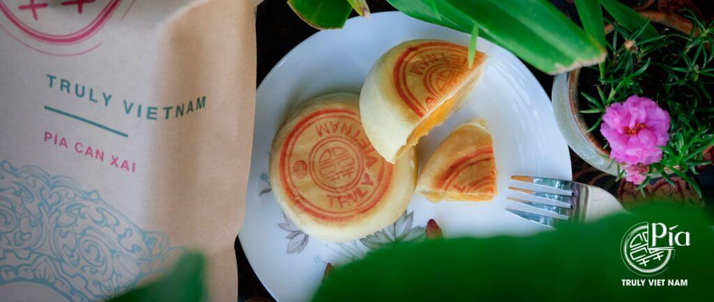 Bánh Pía Truly đậu xanh
