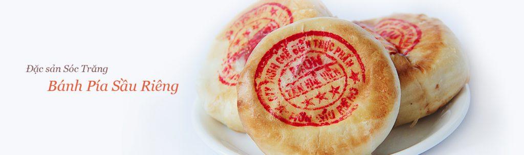 Mua bánh pía tại quận Tân Phú