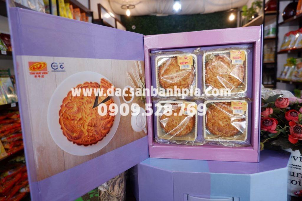 Bánh trung thu Tân Huệ Viên đặc sản Sài Gòn
