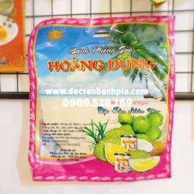 Bánh phồng sữa sầu riêng Hoàng Dung 410g