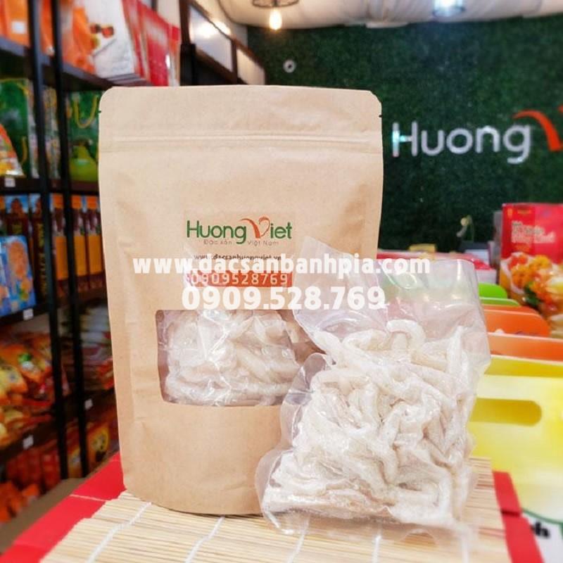Mua mứt dừa non ở Sài Gòn
