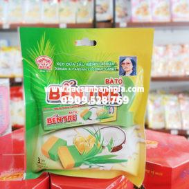 Kẹo dừa lá dứa sầu riêng Hai Tỏ