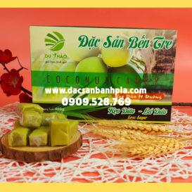 Kẹo dừa lá dứa ít đường Du Thảo