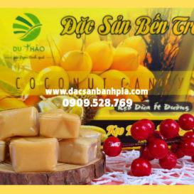Kẹo dừa sầu riêng ít đường Du Thảo