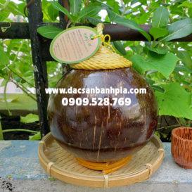 Rượu dừa Bến Tre mật hoa dừa