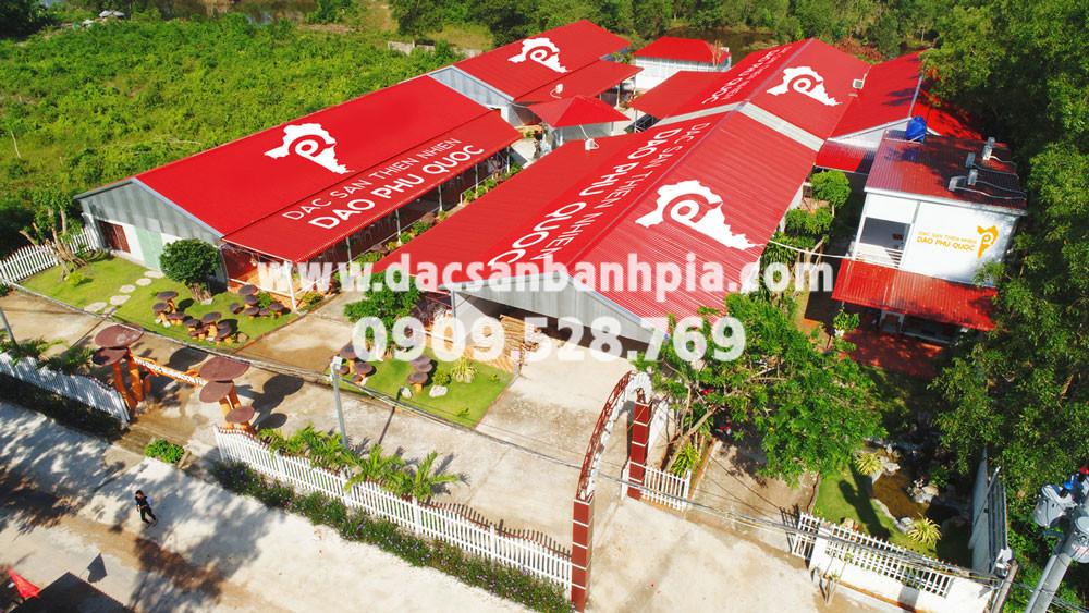 Trang trại du lịch sinh thái 5.000 m2