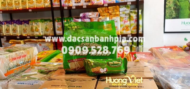Bánh dừa nướng quảng nam mua ở đâu