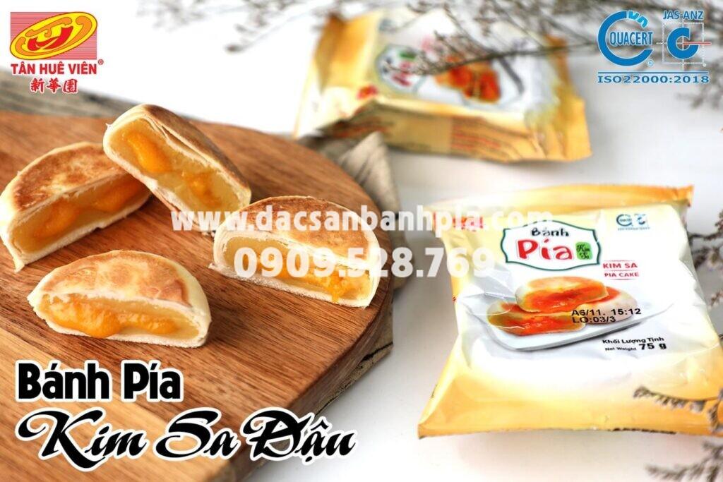 Bánh Kim sa Tân Huê Viên